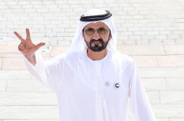 حاكم دبي: التاريخ يكتبه الرجال والسلام يصنعه الشجعان