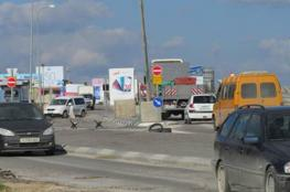الاحتلال يطلق النار على شاب قرب حاجز حوارة واصابته بجروح خطيرة