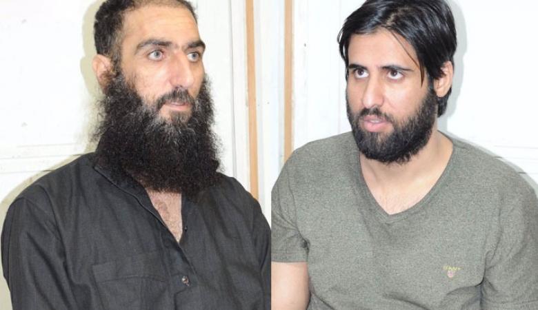 """العراق ينشر اعترافات مثيرة لاثنين من كبار قادة تنظيم """"داعش """""""