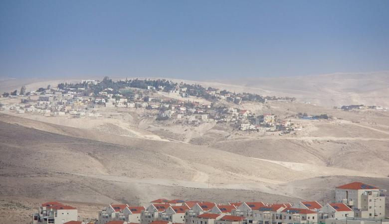 """اسرائيل توسع مستوطنة """"عميحاي """" الى ثلاثة اضعاف"""