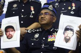 """قاتلا الشهيد """"البطش """"  لا يزالان في ماليزيا"""