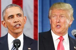 اوباما يهاجم ترامب ويشبهه بهتلر ألمانيا