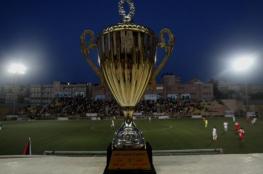 اتحاد الكرة يحدد موعد نهائي كأس فلسطين