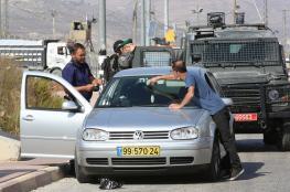 الاحتلال يعتقل 15 مواطنا من الضفة ويحاصر قرى في نابلس