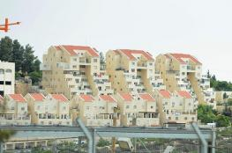 اسرائيل تستعد لبناء الآلاف من الوحدات الاستيطانية