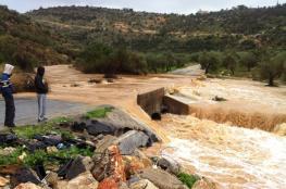 الطقس: انخفاض الحرارة وأمطار متفرقة على مختلف المناطق