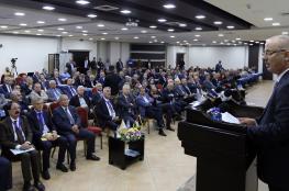 الحمد الله يدعو لتمكين الحكومة لاكمال اعمار قطاع غزة