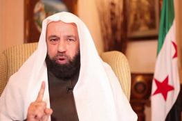 أحد علماء الثورة السورية : حماس تقف مع اعداء الامة