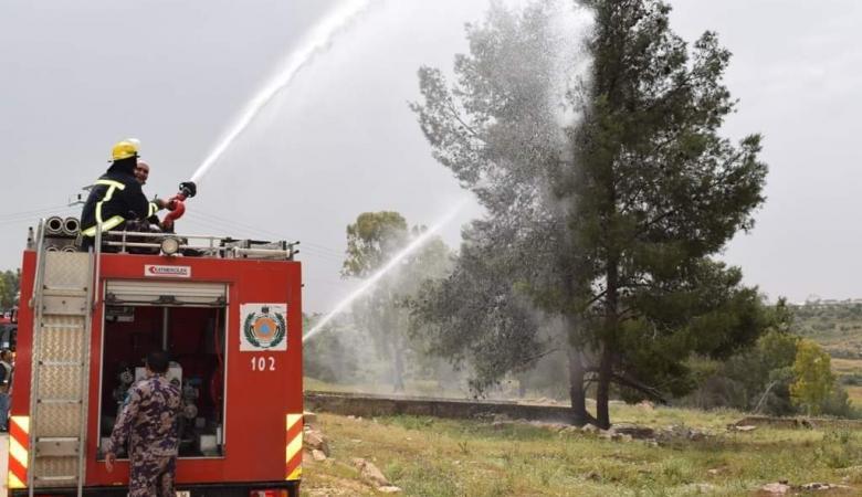 الدفاع المدني يعلق على الأنباء المتداولة بشأن ارتفاع درجات الحرارة
