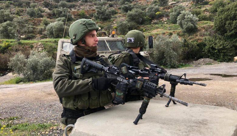 جيش الاحتلال يصدر تعليمات باغلاق مداخل مستوطنات وسط الضفة