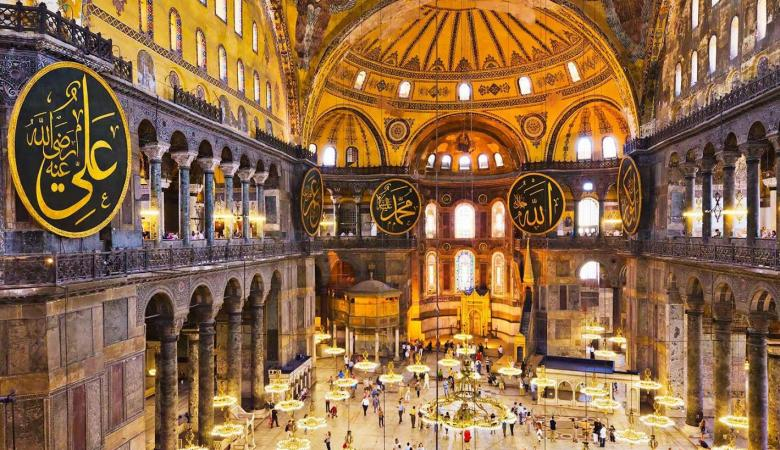 """الأزهر لتركيا : تحويل """"آيا صوفيا"""" لمسجد يتنافى مع تعاليم الإسلام"""