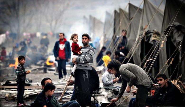 """""""منظمة التحرير"""": نبذل جهودا لتخفيف معاناة اللاجئ الفلسطيني بسوريا"""