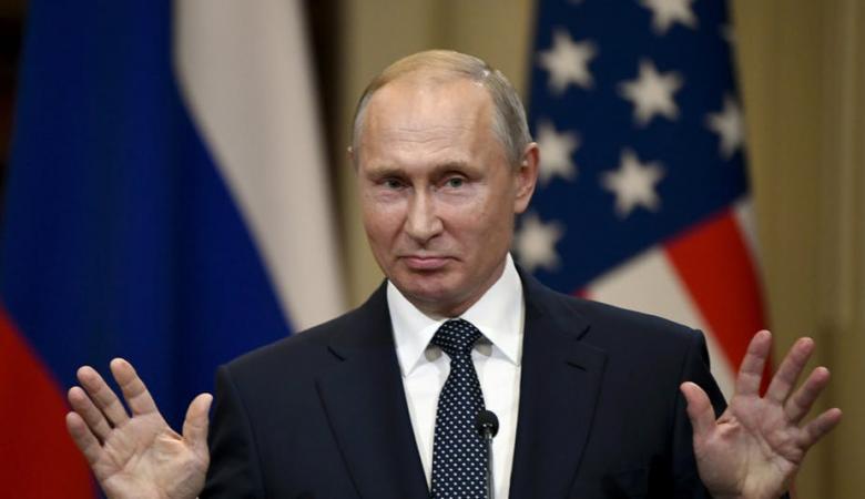 """بوتين: """"لا تخلطوا بين نعمة الله والبيض المقلي!"""""""