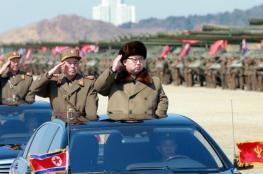 كوريا الشمالية تهدد اميركا بالقوة المطلقة