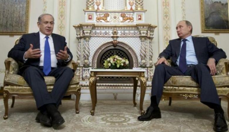 روسيا تعرب عن قلقها من نوايا نتنياهو تجاه الفلسطينيين