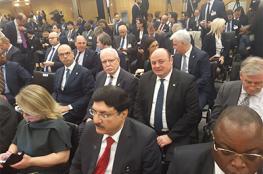 فلسطين تشارك في مؤتمر مكافحة الارهاب في فرنسا