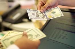 الدولار يترجع امام الشيقل بعد أن وصل الى اعلى مستوياته