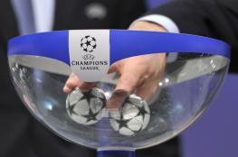 قرعة دوري الأبطال ...ريال مدريد وبرشلونة امام مواجهة نارية