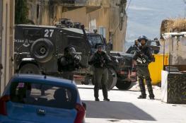 جنين: الاحتلال يستولي على تسجيلات كاميرات مراقبة في قرية عرانة