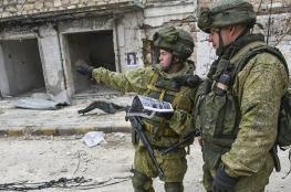ارتفاع قتلى الجيش الروسي في سوريا الى 32 اثر هجوم مباغت