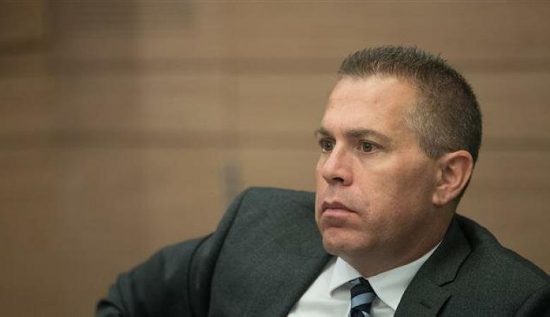 فلسطين تطالب بمحاكمة وزير الداخلية الاسرائيلي