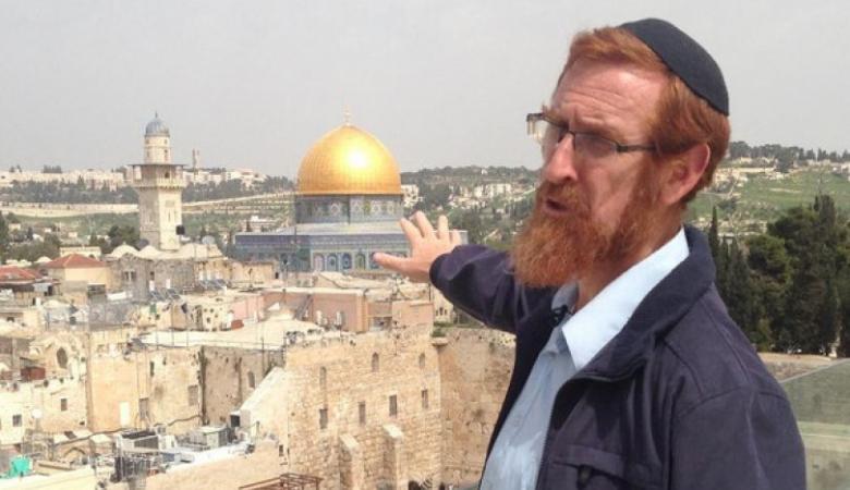 غليك : المسلمون بدأوا يتعودون على اقتحام الاقصى