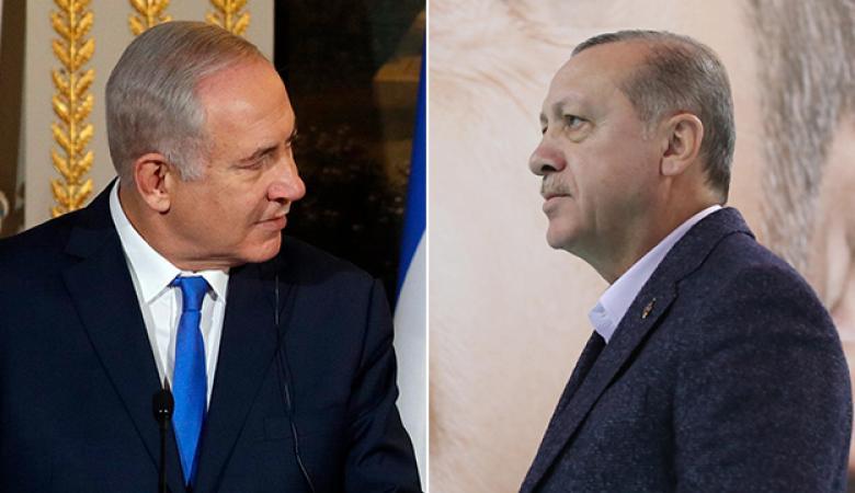 """نتنياهو : تركيا تشكل خطراً على """"اسرائيل """""""