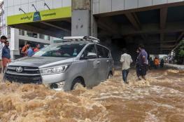 الهند ترفض مساعدة مالية إماراتية لمنكوبي فيضانات كيرلا