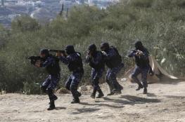الشرطة تضبط أكثر من كيلو مخدرات في نابلس