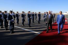 الحمد الله يبحث مع وزير الداخلية المغربي سبل تعزيز التعاون المشترك