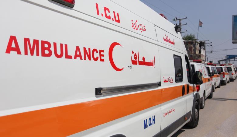 اصابات برصاص الاحتلال جنوب قطاع غزة