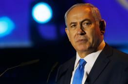 نتنياهو: خط دفاعنا يبدأ من غور الأردن وإن لم نكن هنا فطهران وحماس ستكونان