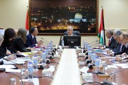 الحكومة تقرر  اعفاء كهرباء غزة من ضريبة البلو