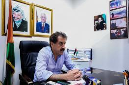 مهنا يتفقد معابر قطاع غزة تمهيدا لاستلامها وإدارتها