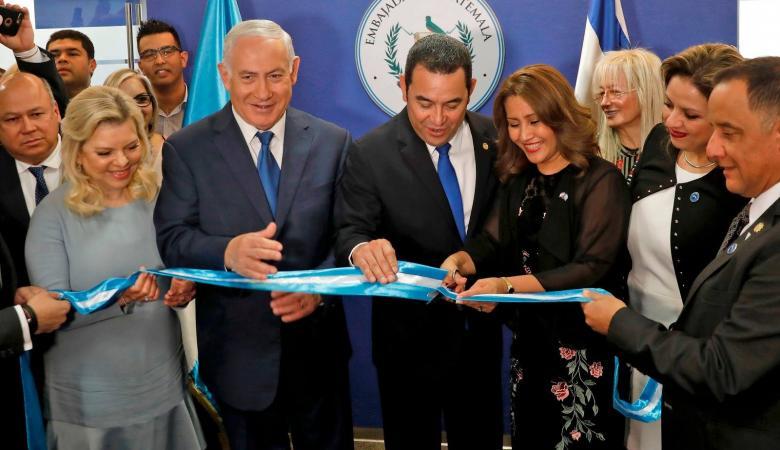 الأردن: نقل سفارة غواتيمالا للقدس انتهاك صارخ للقانون الدولي