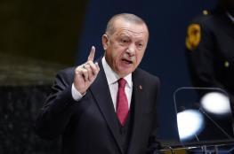 """اردوغان : """"لا تراجع حتى تحقيق النصر """""""