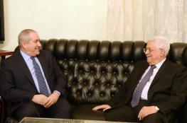 الرئيس يبحث مع وزير الخارجية الاردني آخر التطورات
