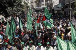 """حماس والشعبية تدعوان لـ""""يوم غضب"""" ضد الضم"""