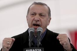 أردوغان لوزير الخارجية الالماني : التزم حدودك  انت تخاطب رئيس تركيا