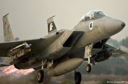 مقاتلات روسية تعترض طائرات حربية اسرائيلية فوق سوريا