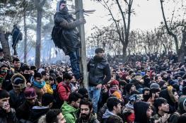 اليونان تعلن التصدي لأكثر من 10 آلاف مهاجر قدموا من تركيا