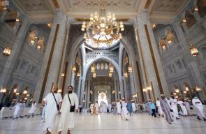 مشروعات أعمال توسعة المسجد الحرام تستوعب ما يقارب أكثر من مليوني مصلي