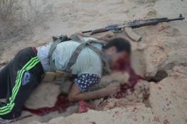 الجيش المصري يشن هجوما عنيفا على مسلحين حاولوا اختراق الحدود الغربية