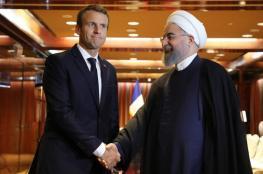فرنسا تحذر إيران من الانسحاب من الاتفاق النووي