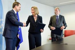 الاتحاد الاوروبي سيكشف قيمة تبرعاته للاونروا الشهر المقبل