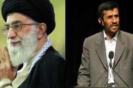 احمدي نجاد يحذر خامنئي : الشعب الايراني اقترب من الانفجار