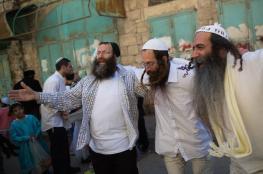 الحكومة : المستوطنون يعيدون احتلال الحرم الابراهيمي الشريف