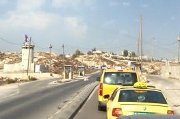 الاحتلال يواصل اغلاق حاجز جبع لليوم الثاني على التوالي