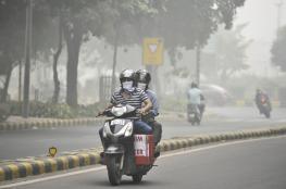 هواء سام بمدينة دلهي الهندية يهدد 20 مليون شخص