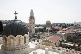 حاخام يهودي يدعو لحرق المساجد و الكنائس في القدس